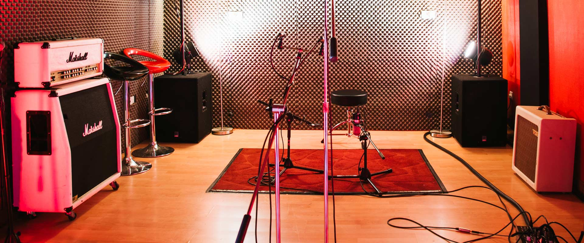 Basement Studio - Recording Studio
