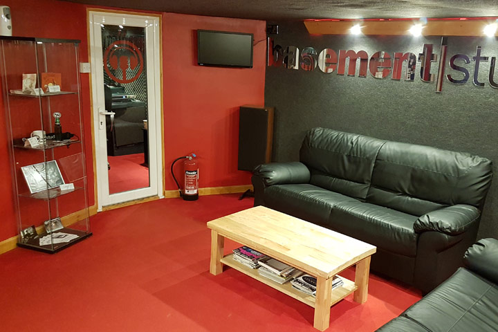 Basement Studio - Reception